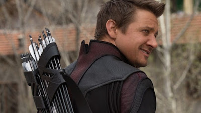 Hawk-Eye, clint barton, ronin, marvel