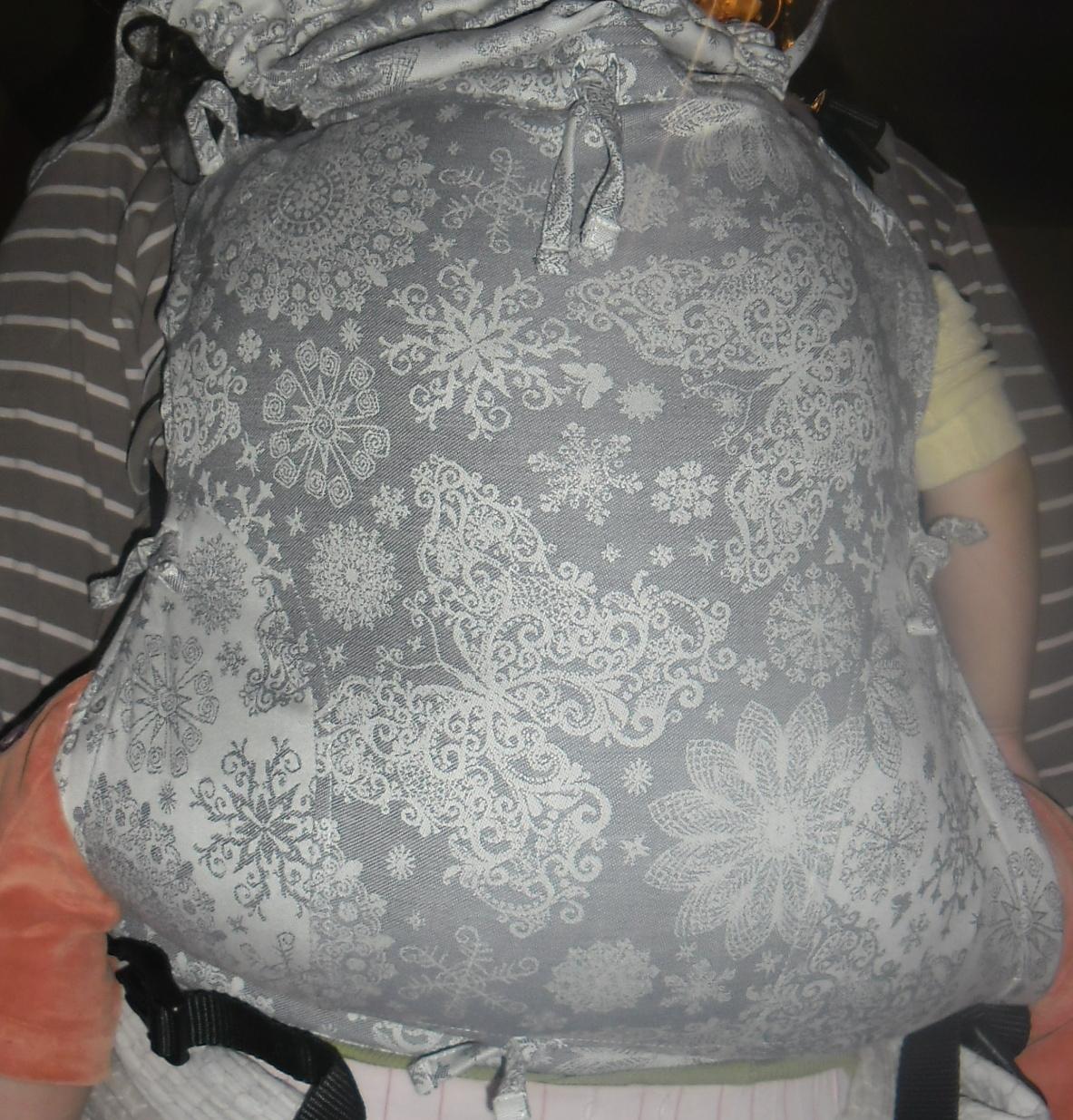 fusion fidella fullbuckle préformé test avis portage babywearing dimensions  caractéristiques porte-bébé 06116830ec5