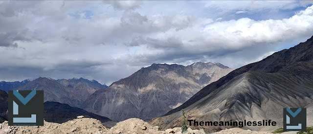 Leh to Nubra Valley via KhardungLa