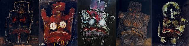 Pintura Agustín Alamán Hiroshima
