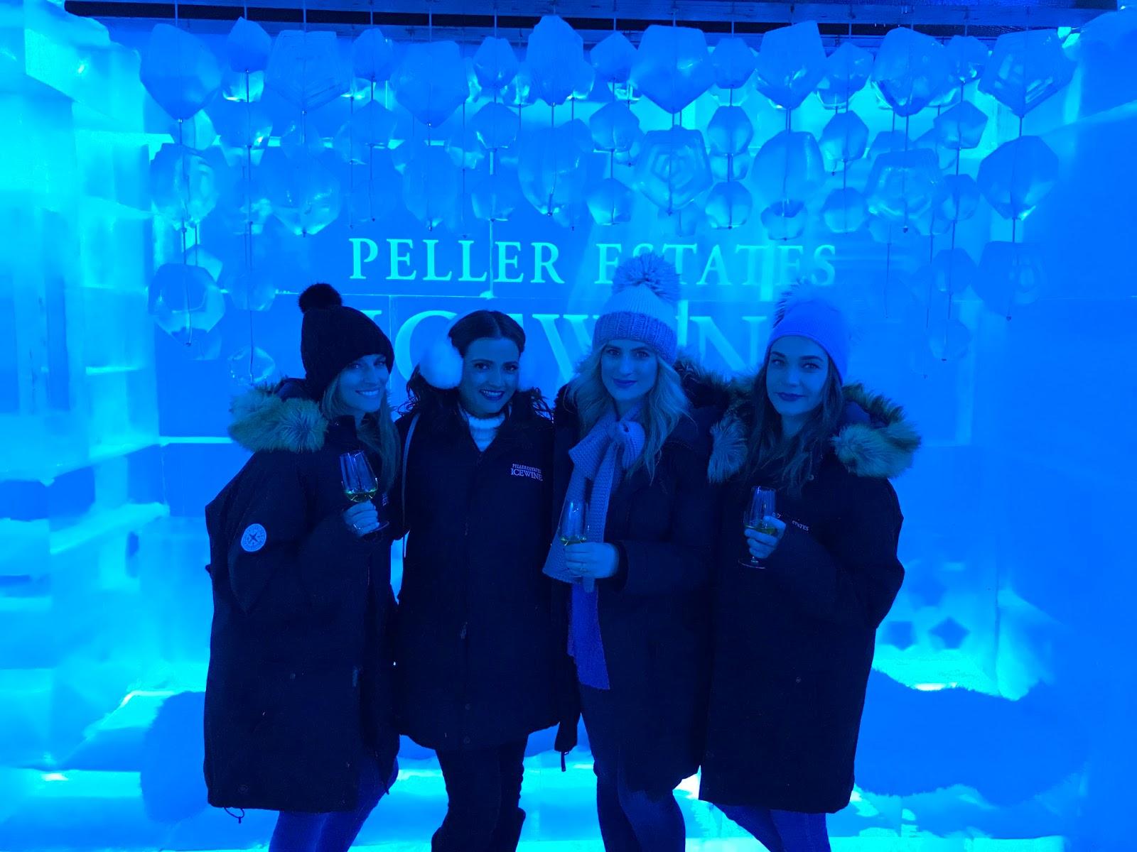 Bijuleni | How To Unwind at White Oaks Resort & Spa, Niagara on the Lake | Girls Weekend Getaway| Peller Estates 10Below Icewine Lounge
