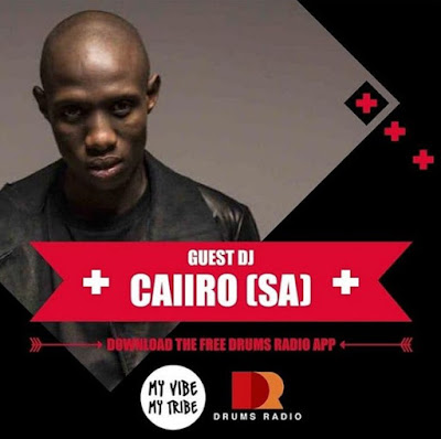 Caiiro - The Commute Drums Radio Show (#EP5 Guest Mix)