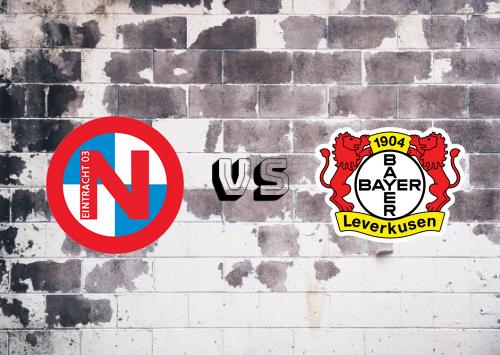 Eintracht Norderstedt vs Bayer Leverkusen  Resumen