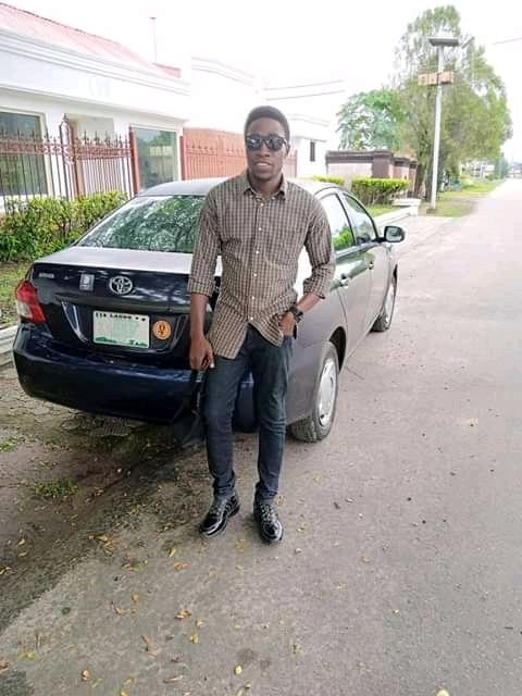 Nigerian Blogger Celebrates POP