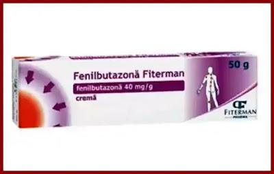 fenilbutazona fiterman crema pareri forum dureri guta