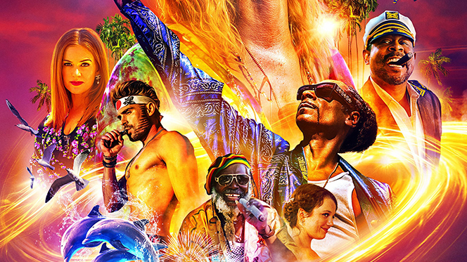 The Beach Bum (2019) BRRip 1080p Latino-Ingles