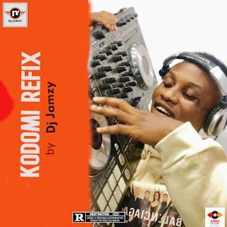 [MUSIC] Dj Jamzy - Kodomi Refix