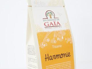 Tisane Harmonie - Les Jardins de Gaia