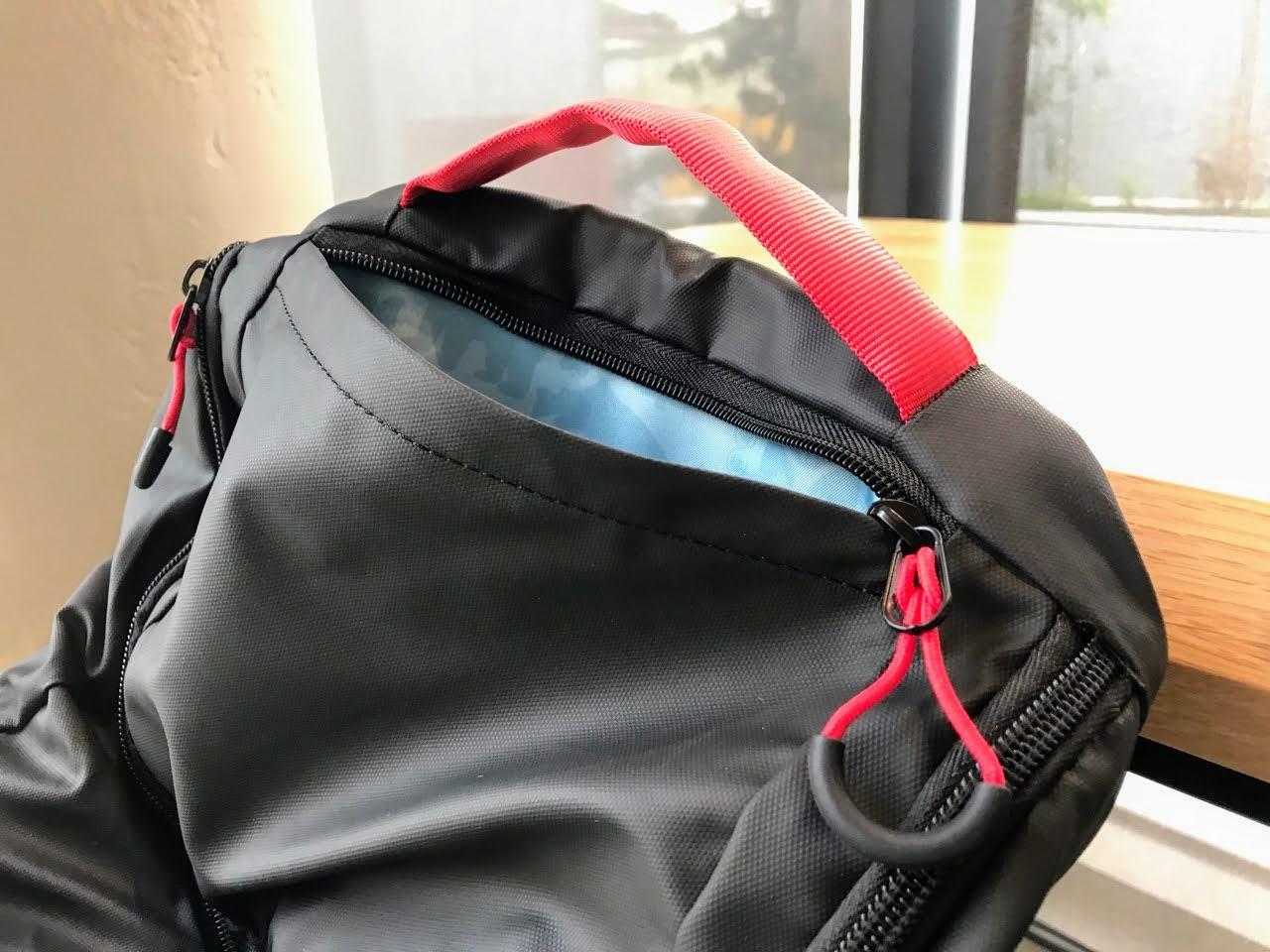 【好物推薦】INUK 極地冒險 Aurlands BK 日本限定款 超大容量28L後背大包 低調有型好穿搭