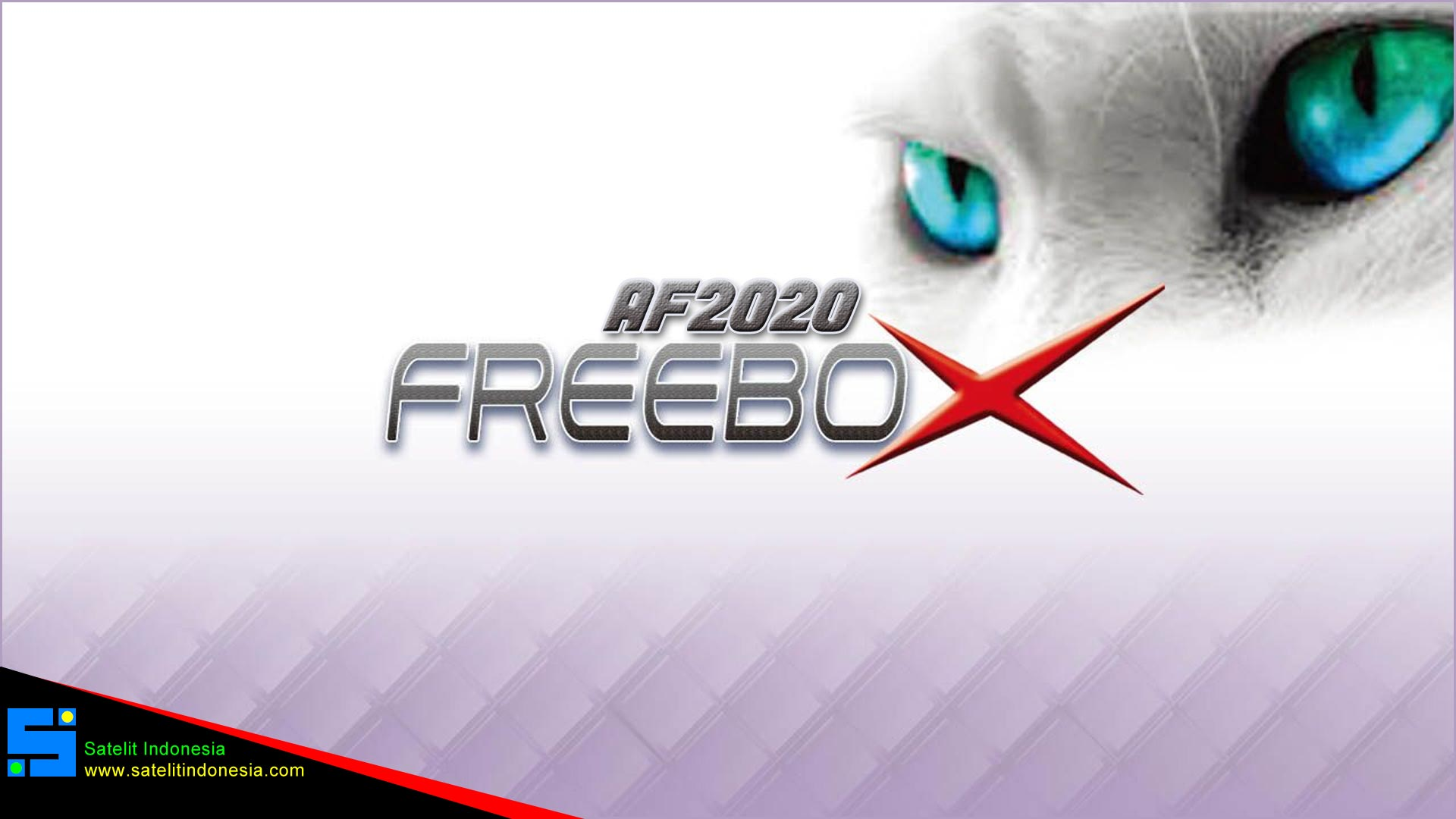 Download Software FreeBox AF 2020 New Update Firmware Receiver