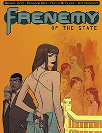 Frenemy of the State Comic