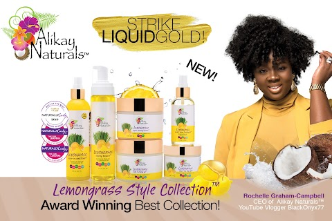 Shop the Alikay Naturals Lemongrass Style Collection!
