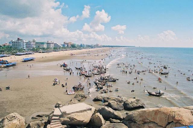 du lịch biển Sầm Sơn cùng du lịch giá rẻ Minh Anh