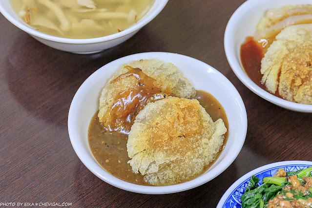 MG 7512 - 王哥肉丸,大里在地酥脆肉丸竟有黑胡椒口味!還有平價米糕、碗粿與台灣小吃