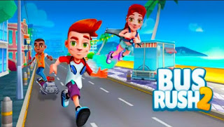 Bus Rush 2 Multiplayer Apk Mod v1.21 For Android