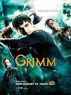 Grimm  Temporada 2 BrRip 1080p Español Latino