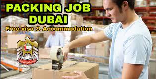 Warehouse Helper and Packing Helper Jobs in Dubai
