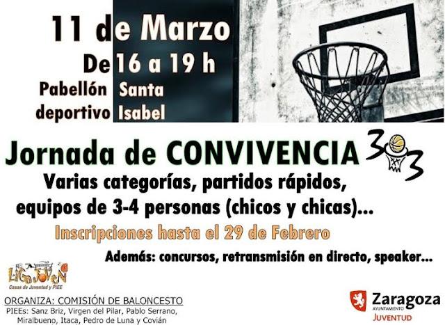 JORNADA DE CONVIVENCIA 3X3
