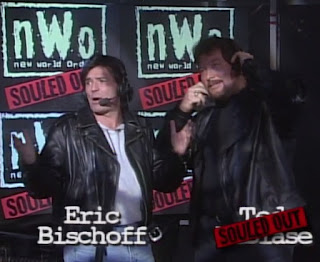 WCW NWO Souled Out 1997 Review - Eric Bischoff & Ted Dibiase commentated on the event