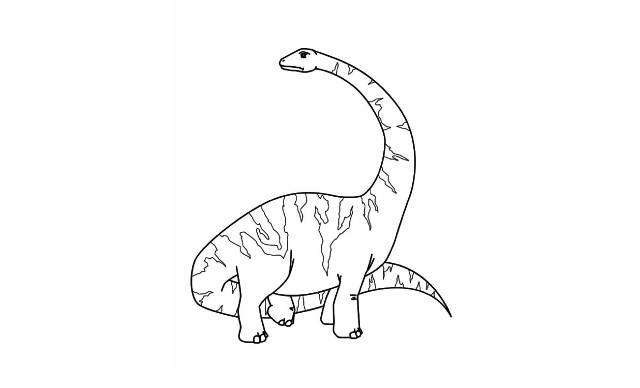 imagenes dinosaurios colorear