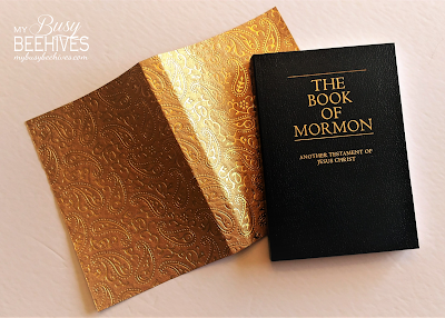 covered Book of Mormon