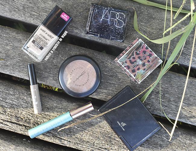 Favoritos de Maquillaje del Verano
