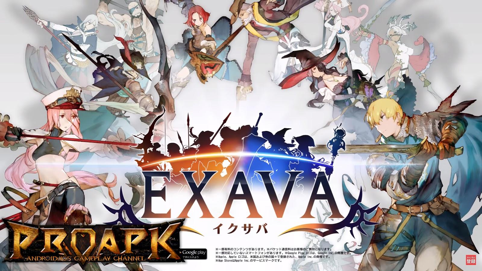 EXAVA