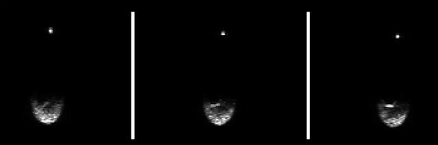asteroide e sua lua - 2004-BL86