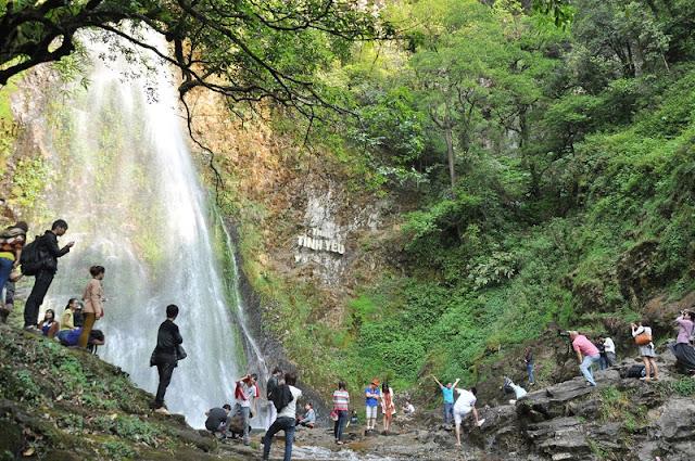 Charming Love Waterfall in Sapa 3