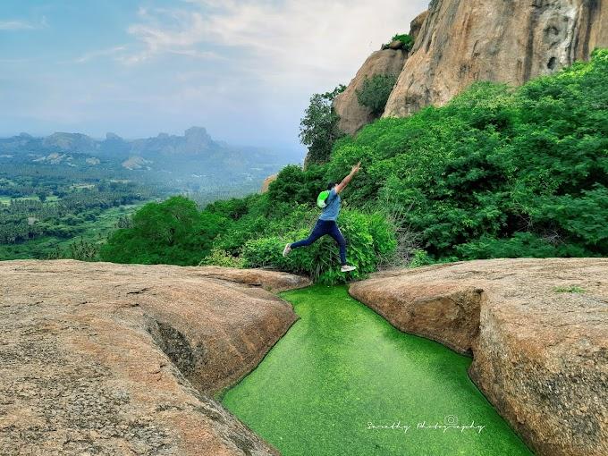 The Stunning Kunagalu Betta and check dam