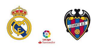 يلا شوت مشاهدة مباراة ريال مدريد وليفانتي اليوم السبت 14-9 الدوري الاسباني