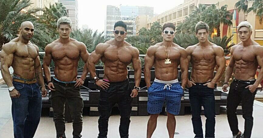 Bodybuilding Group 109
