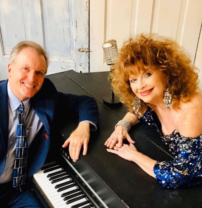 Jazz Singer/Songwriter Barbara Santora Ends 2020 With A Flurry of Great New Songs!