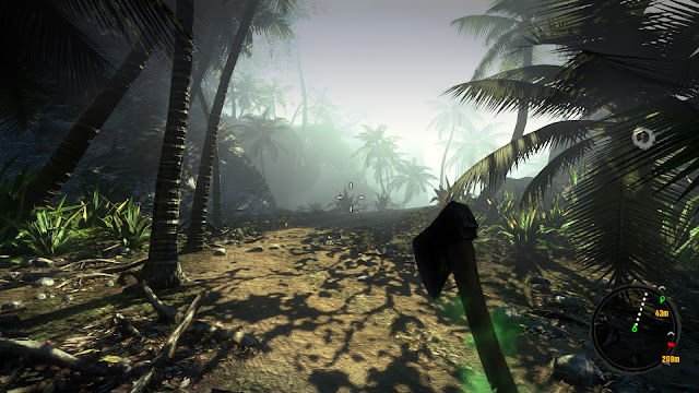 Dead Island – Forced MSAA via Nvidia Inspector