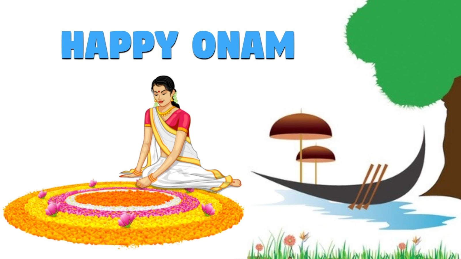 (Best) 50+ Happy Onam Quotes, Wishes, Images and Messages for Year 2019
