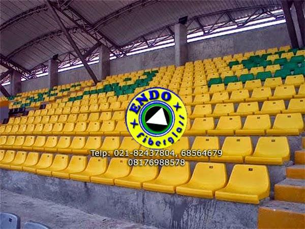 Harga kursi stadion bola bahan fiberglass