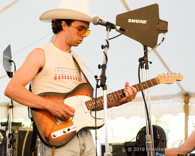 Orville Peck at Hillside Festival on Sunday, July 14, 2019 Photo by John Ordean at One In Ten Words oneintenwords.com toronto indie alternative live music blog concert photography pictures photos nikon d750 camera yyz photographer