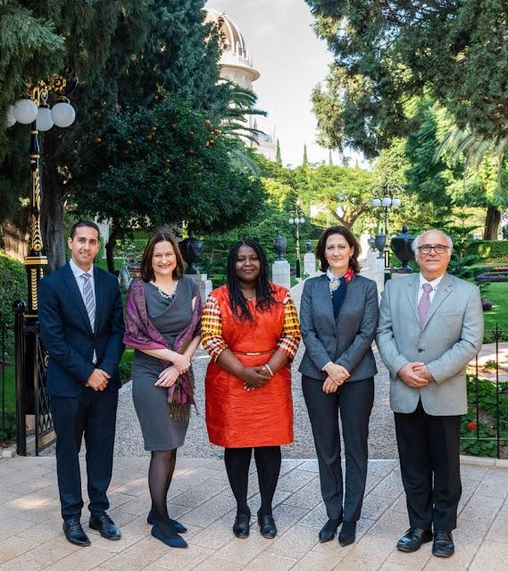 Члены совета директоров Международной организации бахаи в сфере развития (МОБСР)