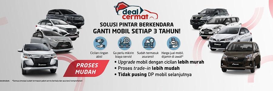 Promo Toyota Perinstis Medan