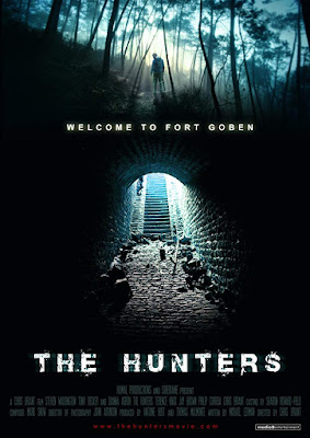 The Hunters 2011 Dual Audio Hindi 480p 300MB Movie Download