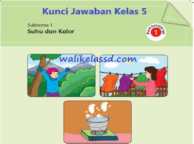 Kunci Jawaban Kelas 5 Tema 6 Halaman 3 4 6 7 8 9 Subtema 1 Pembelajaran 1