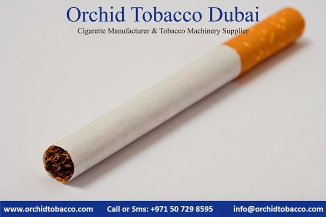 High Quality Cigarette Brands: Orchid Tobacco Dubai Is A Cigarette