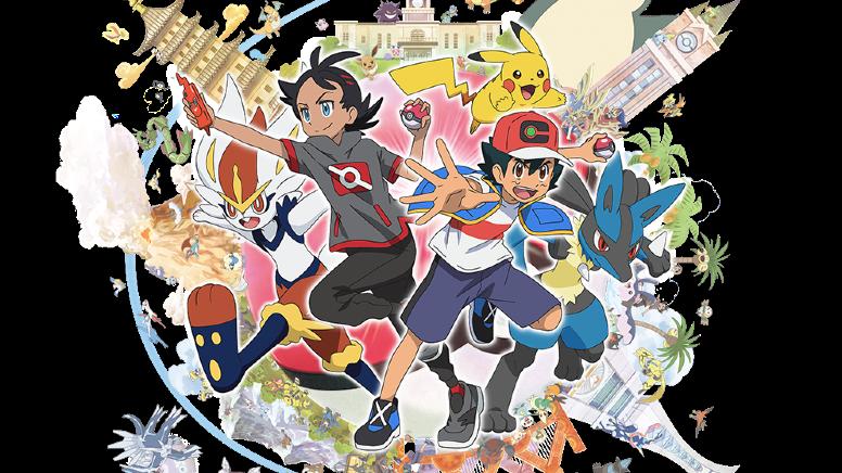 Jornadas Pokémon Poster