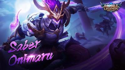 Download the epic Saber Onimaru skin script for free