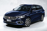 Fiat Tipo Estate (2017) Front Side