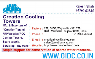 Creation Cooling Towers - 9879063534