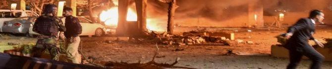 Pakistan: Minister Blames India For Bomb Attack In Quetta, Terrorists Claim Credit