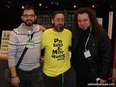 Alejandro, Tellez y Julio