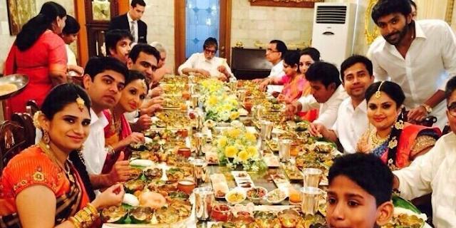 अमिताभ बच्चन का पसंदीदा खाना, ससुराल वाले कुक ने बताया | Amitabh Bachchan's favorite food