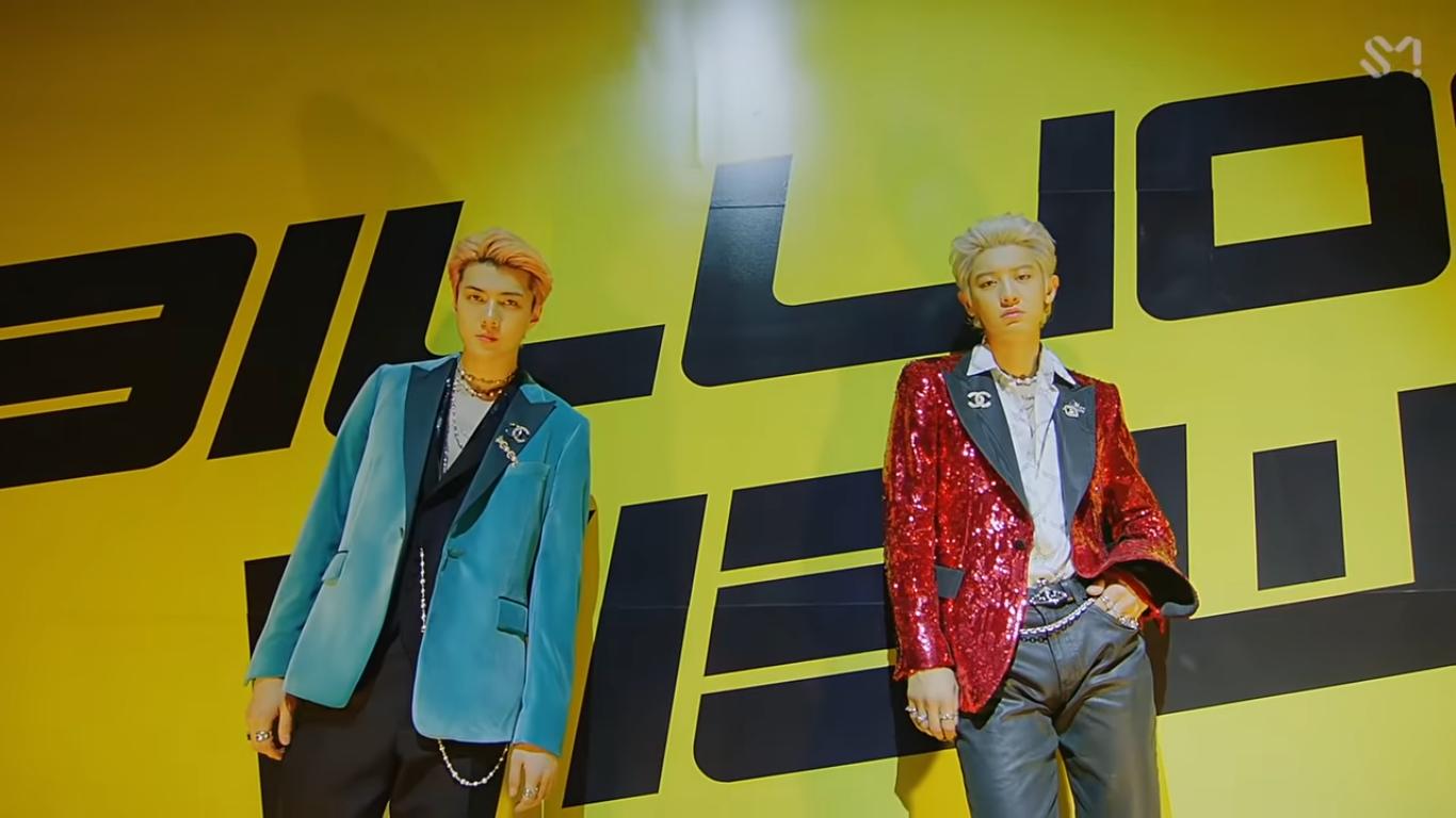 EXO-SC Releases '1 Billion Views' MV in Remix Version